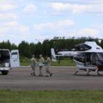 ГТЛК исполнила контракт на передачу 29 медицинских вертолетов