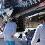 Вертолетная служба HeliDrive сократила смертность на питерской кольцевой дороге
