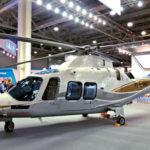 Leonardo Helicopters поделилась опытом санавиации
