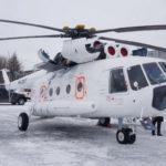 Камчатское авиапредприятие приступит к эксплуатации медицинского Ми-8МТВ