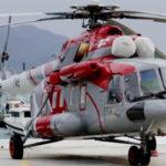 ГТЛК получила вертолет Ми-8АМТ для поставки в Туву
